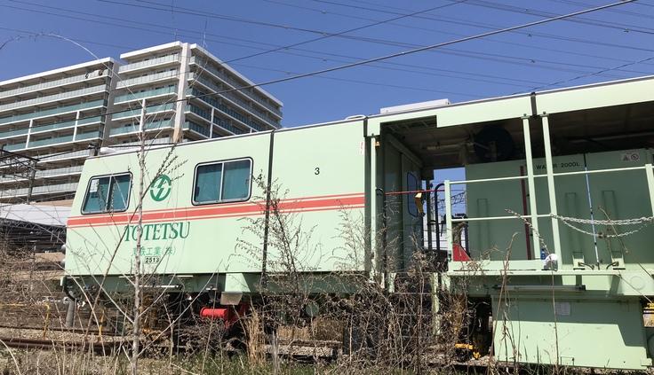 働く車両が気になる ♪(JR横浜線 橋本駅)_c0212604_164347100.jpg