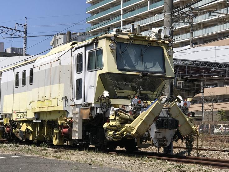 働く車両が気になる ♪(JR横浜線 橋本駅)_c0212604_16437100.jpg