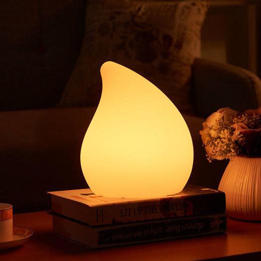 LED内部照明付き小物・家具、テーブルセット、花瓶、ランプなど_d0165304_16012852.jpg