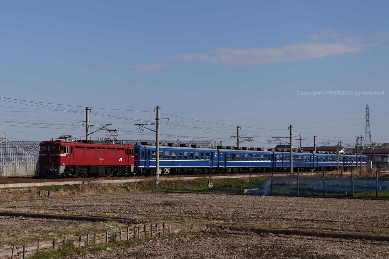 2019/4/13-14 東北本線 - ED75+12系 快速花めぐり号 -_b0183406_23095785.jpg