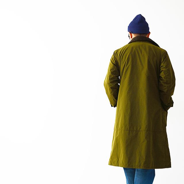 Barbour[バブアー] SINGLE BREASTED COAT SHAPE MEMORY [MCA0564] シングルブレステッドコートシェイプメモリー・春コート/MEN\'S_f0051306_17363115.jpg