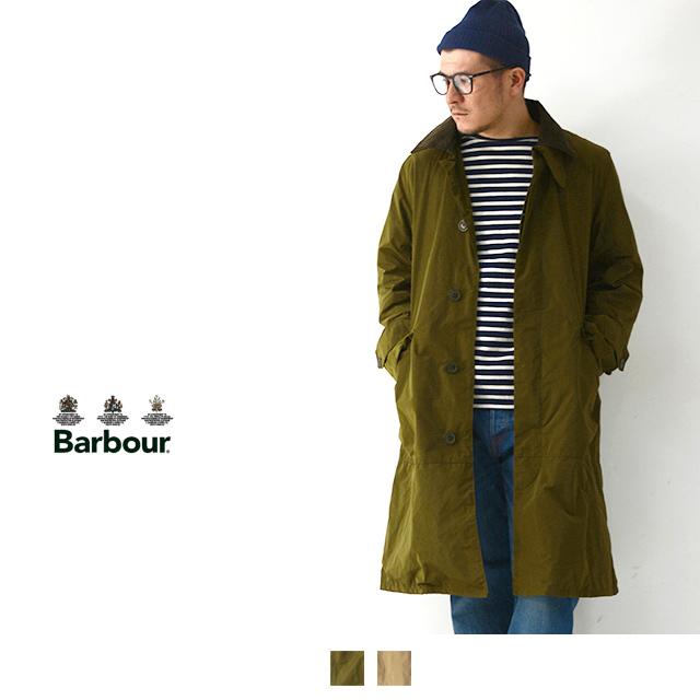 Barbour[バブアー] SINGLE BREASTED COAT SHAPE MEMORY [MCA0564] シングルブレステッドコートシェイプメモリー・春コート/MEN\'S_f0051306_17363164.jpg
