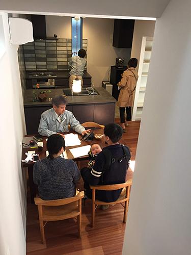 「ビルトインガレージのあるコートハウス」完成見学会を行いました_f0170331_12504588.jpg