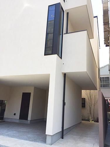 「ビルトインガレージのあるコートハウス」完成見学会を行いました_f0170331_12505135.jpg