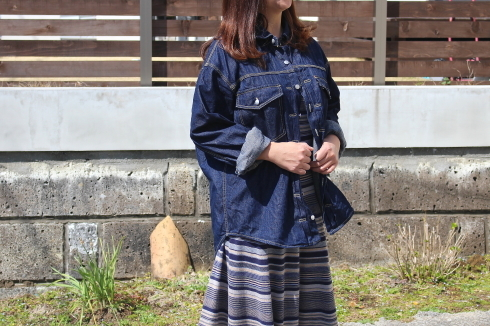 DENIM BIG SHIRTS♪ 時を経て・・・・登場!_d0108933_17383191.jpg