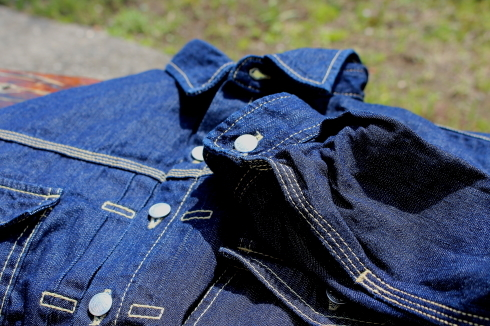 DENIM BIG SHIRTS♪ 時を経て・・・・登場!_d0108933_17384567.jpg