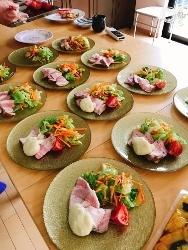 桜会の料理_a0059035_14365075.jpg