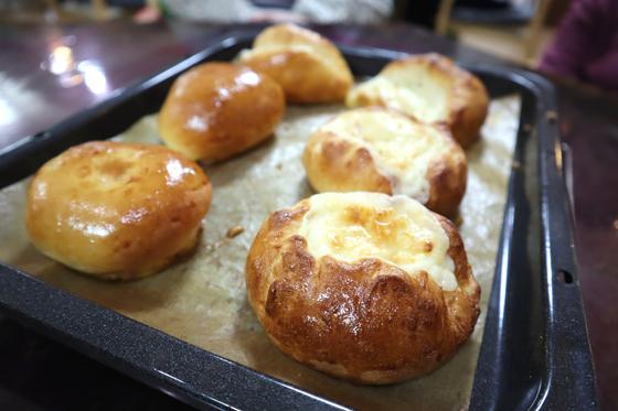 パンレク ~ クリームチーズパン ~_e0222340_1547173.jpg