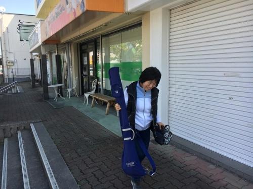 ゴルフ教室&書道教室_c0113948_14200020.jpg