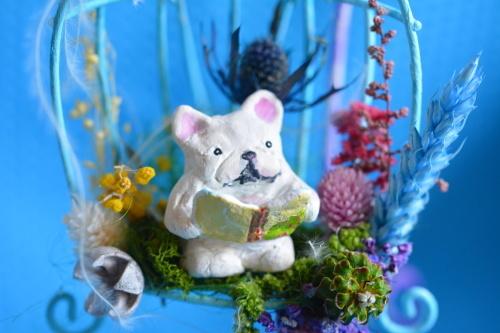 春陽の中、絵本を読むBUHIたち♪_b0307951_23375093.jpg
