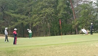 第29回 梶岡建設ジュニアゴルフ月例競技会_f0151251_08232588.jpg