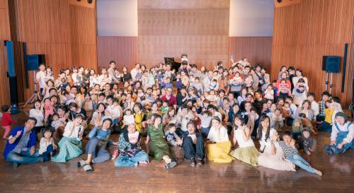 親子で楽しむリトミックコンサート Wa+On 2019 開催_b0226863_07483045.jpg