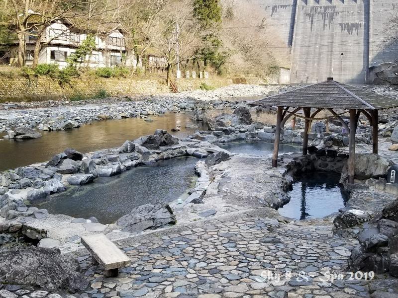 ◆ 車旅で広島へ、その11「湯原温泉 砂湯」へ (2019年3月)_d0316868_11474019.jpg