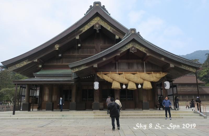 ◆ 車旅で広島へ、その12「出雲大社」へ (2019年3月)_d0316868_15232046.jpg