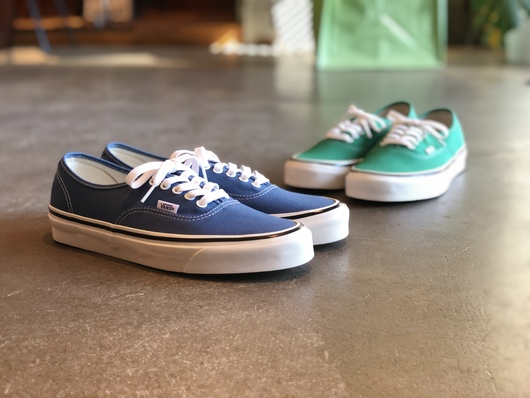 VANS ANAHEIM FACTORY COLLECTION - AUTHENTIC 44DX_f0020773_18315293.jpg
