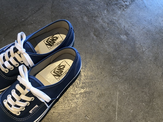 VANS ANAHEIM FACTORY COLLECTION - AUTHENTIC 44DX_f0020773_18321789.jpg