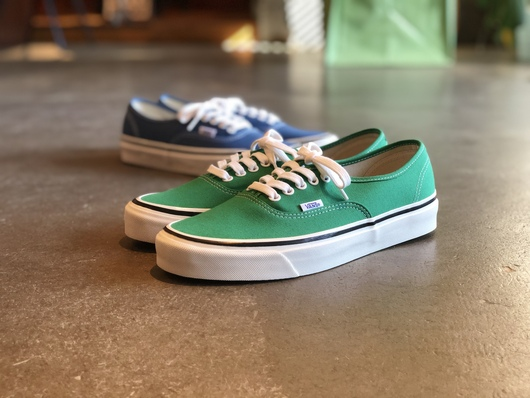 VANS ANAHEIM FACTORY COLLECTION - AUTHENTIC 44DX_f0020773_18331268.jpg