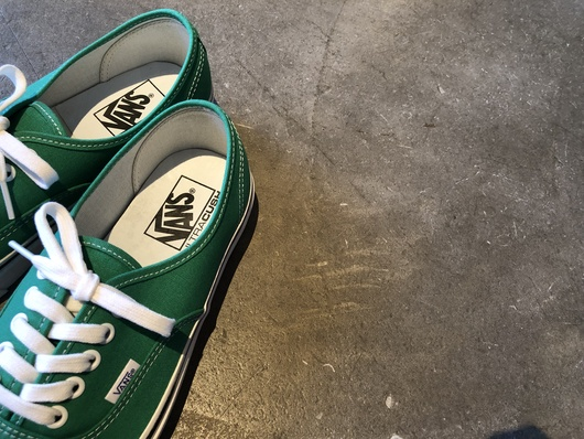VANS ANAHEIM FACTORY COLLECTION - AUTHENTIC 44DX_f0020773_18333474.jpg