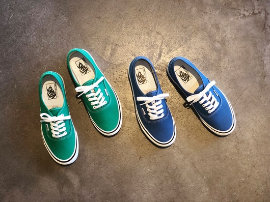 VANS ANAHEIM FACTORY COLLECTION - AUTHENTIC 44DX_f0020773_1841091.jpg