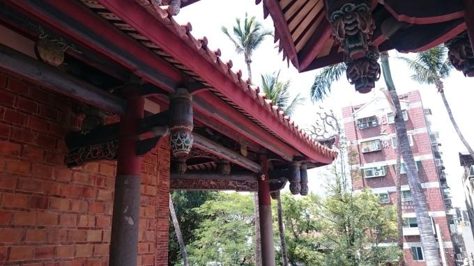 台南 赤カン樓_c0325278_08472908.jpg