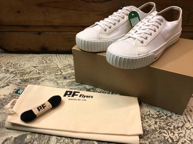 """4月20日(土)マグネッツ大阪店、服飾雑貨入荷!!#1 NOS \""""PF Flyers\""""CanvasSneaker Made In USA!!_c0078587_228170.jpg"""