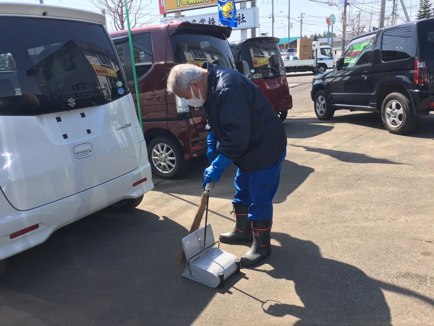 4月17日(水)☆TOMMYアウトレット☆あやあゆブログ(∩ˊ꒳ˋ∩)・* ワゴンR A様納車♪たくさんのご来店ありがとうございます♡_b0127002_17095935.jpg