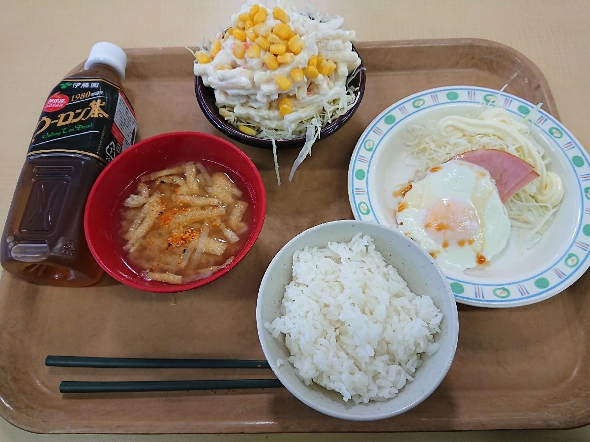 今日の朝食@会社Vol.296_b0042308_12455250.jpg