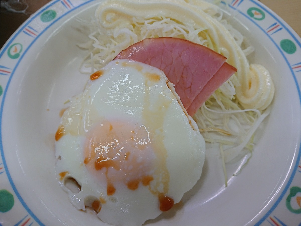 今日の朝食@会社Vol.296_b0042308_12471134.jpg
