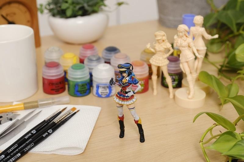minimumfactoryに新展開!! 塗装を楽しむ美少女プラモ登場です!!_f0395912_11010232.jpg