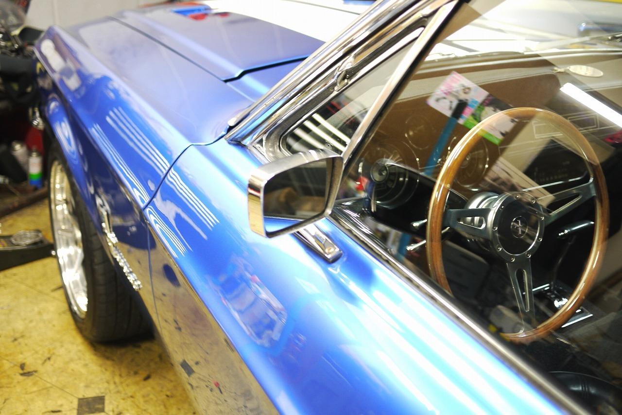 1967y ford mustang 289エンジン_d0171835_19134020.jpg