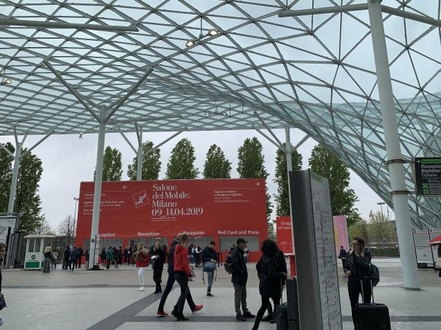 ミラノにて、Salone del Mobile 2019!_c0054646_13342449.jpg