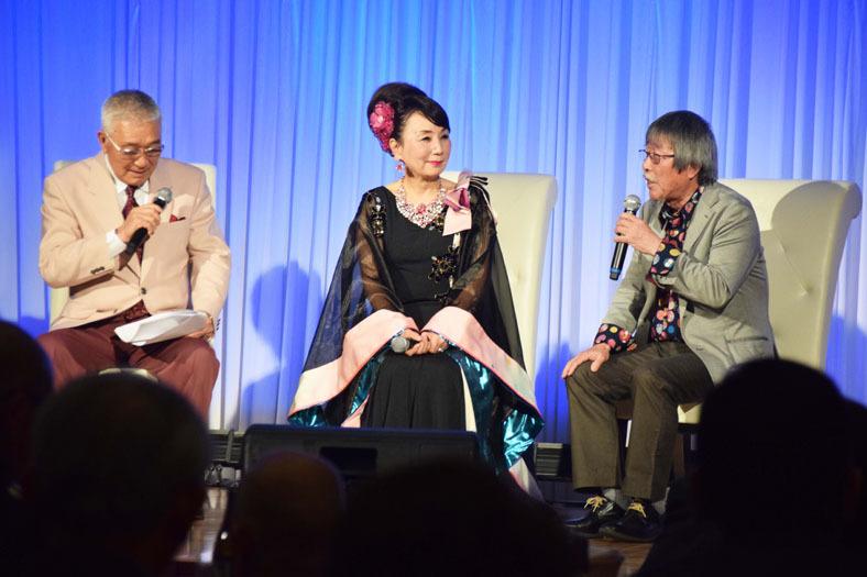 新曲「中将姫ものがたり」発表ディナーショー_c0385359_23435588.jpg