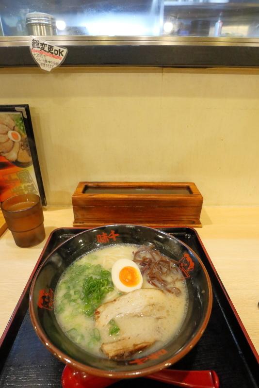 味千拉麺 高知桟橋通店_a0077663_17451228.jpg