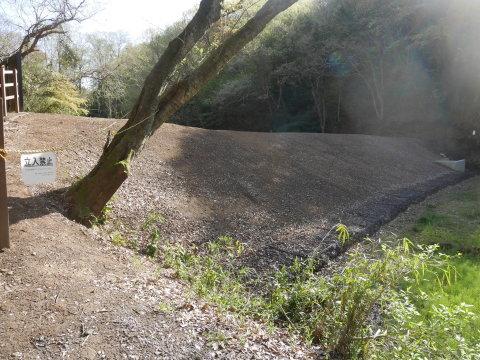 台峯の谷戸の池の浚渫完了、公園オープンは2021年3月末_c0014967_06582309.jpg