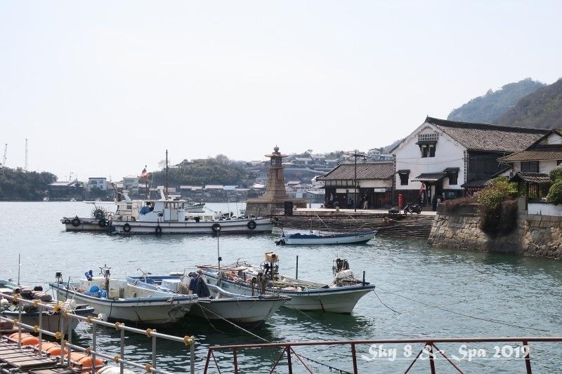 ◆ 車旅で広島へ、その15 崖の上のポニョの舞台「鞆の浦」へ (2019年3月)_d0316868_17330512.jpg