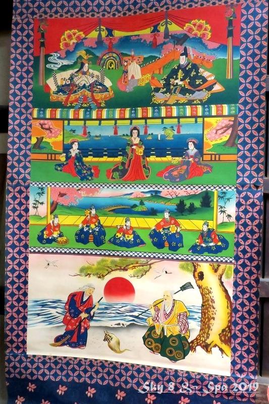 ◆ 車旅で広島へ、その16 鞆の浦 その2「鞆・町並みひな祭り」へ (2019年3月)_d0316868_19375217.jpg