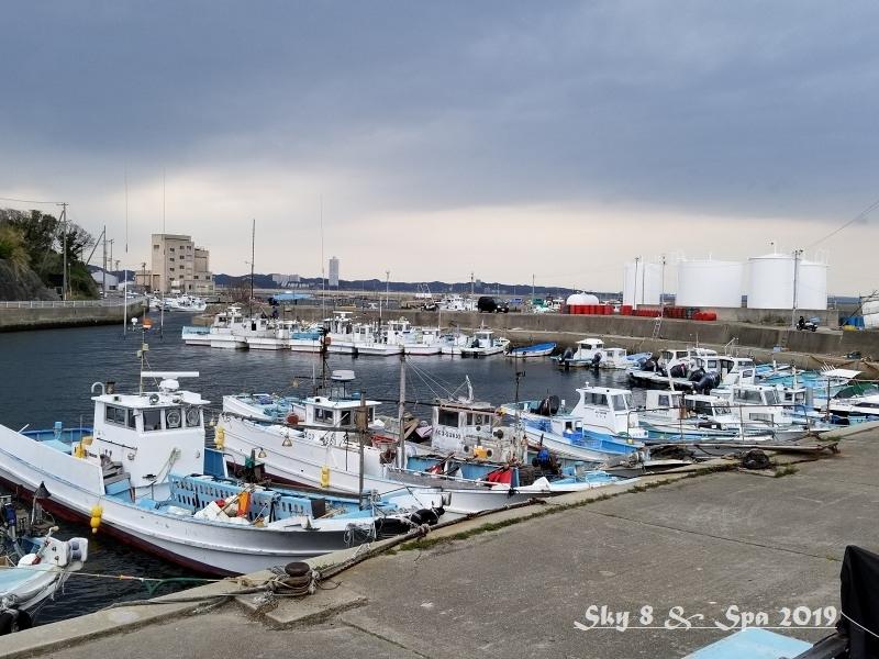 ◆ 車旅で広島へ、その18 タコとフグの島「日間賀島」へ 島内一周編 (2019年3月)_d0316868_23052607.jpg