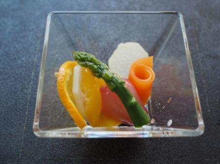 六種野菜とはっさくのピクルス_e0148373_19415183.jpg