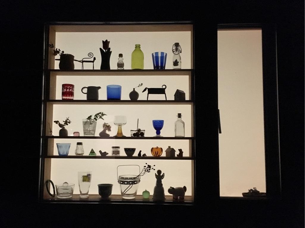キッチンの窓 〜好きな小物を並べて〜_c0334574_06092154.jpg