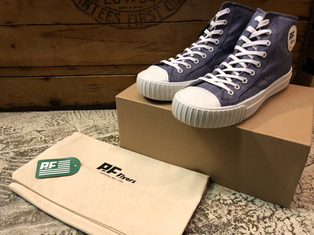 """4月20日(土)マグネッツ大阪店、服飾雑貨入荷!!#1 NOS \""""PF Flyers\""""CanvasSneaker Made In USA!!_c0078587_17101677.jpg"""