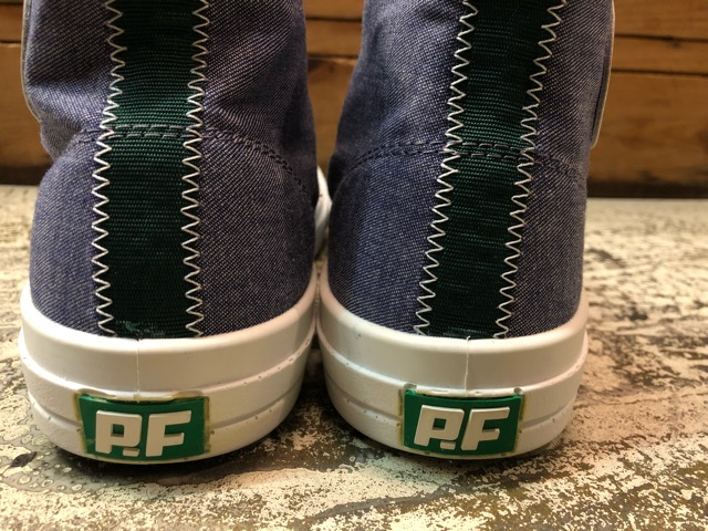 """4月20日(土)マグネッツ大阪店、服飾雑貨入荷!!#1 NOS \""""PF Flyers\""""CanvasSneaker Made In USA!!_c0078587_1713511.jpg"""