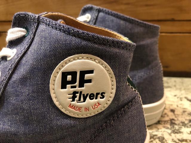 """4月20日(土)マグネッツ大阪店、服飾雑貨入荷!!#1 NOS \""""PF Flyers\""""CanvasSneaker Made In USA!!_c0078587_17141721.jpg"""