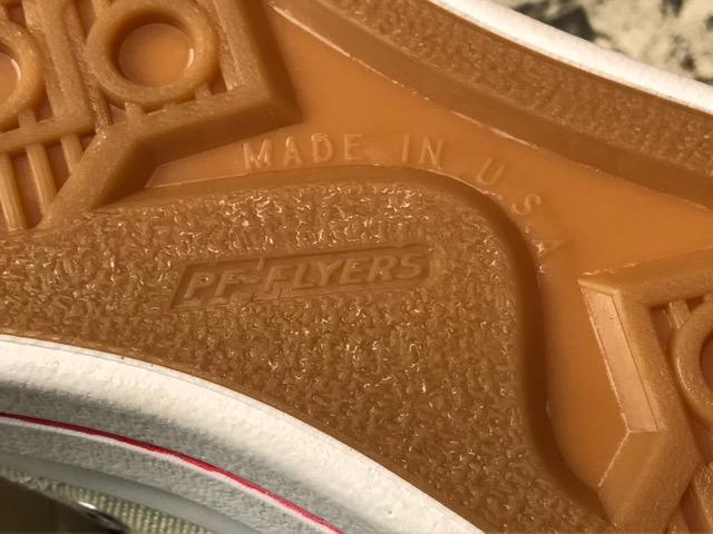 """4月20日(土)マグネッツ大阪店、服飾雑貨入荷!!#1 NOS \""""PF Flyers\""""CanvasSneaker Made In USA!!_c0078587_1724050.jpg"""