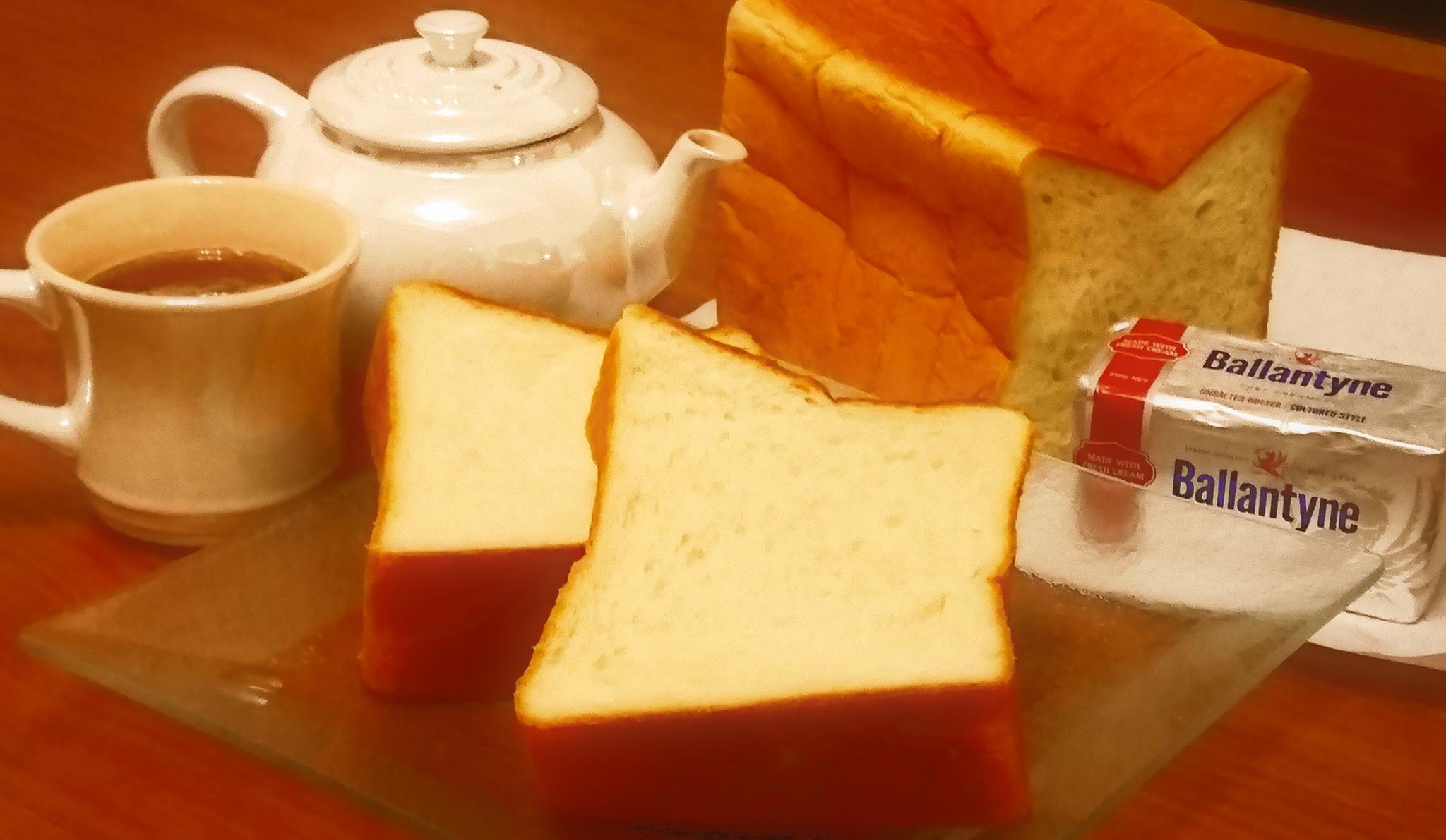 「銀座の食パン~香」_b0083801_21270880.jpg