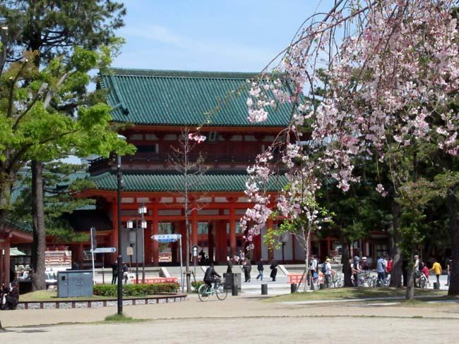 平安神宮 神苑散策_e0048413_18590764.jpg