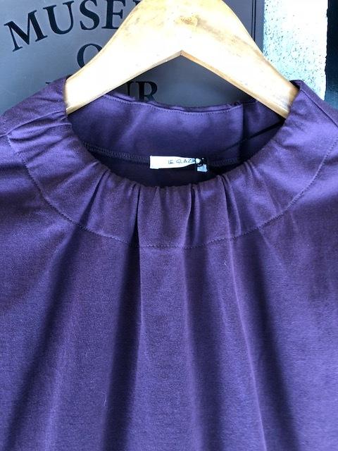 Le Glazik  Gatherneck dress_a0222424_18520004.jpg