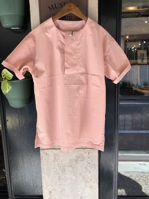 KATO\'  henry shirt_a0222424_19150930.jpg