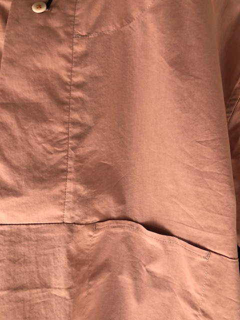 KATO\'  henry shirt_a0222424_19154105.jpg