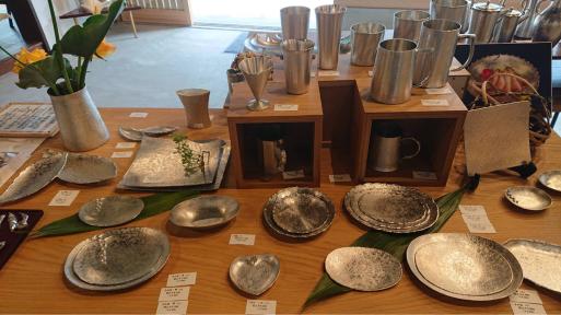 錫と藤の作品展_c0223630_21270276.jpg