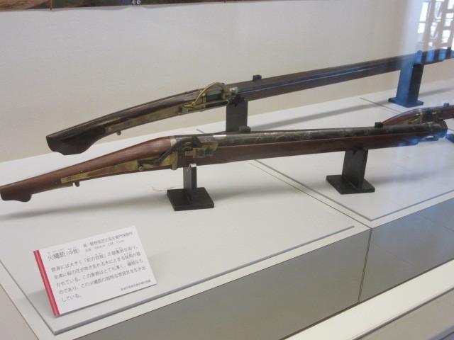 初めて村木砦で使われた「火縄銃」_d0247833_15271681.jpg